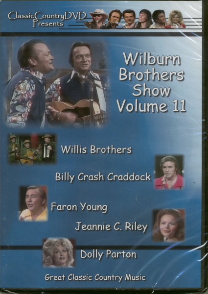 Vol.11, Wilburn Brothers Show (1970-74)