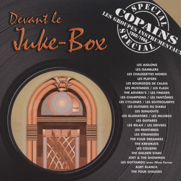 Devant le Juke-Box - Groupes de Rock