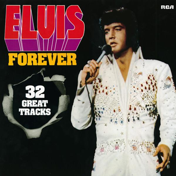 Elvis Forever - 32 Great Tracks (2-LP)