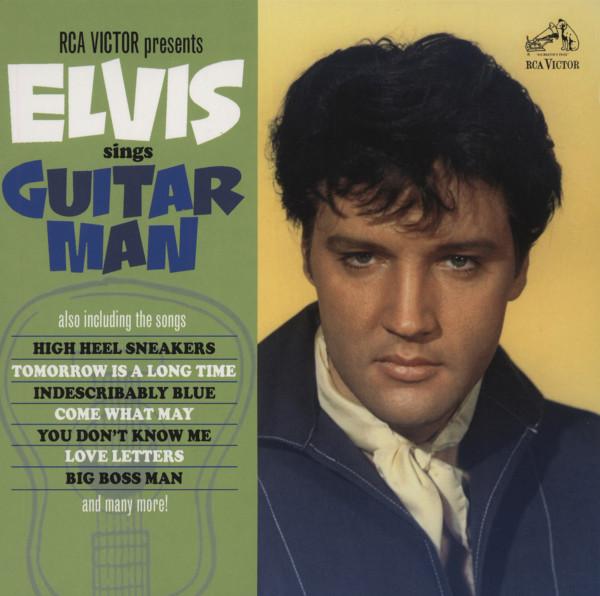 Elvis Sings Guitar Man (2-CD, 7inch Deluxe Edition)