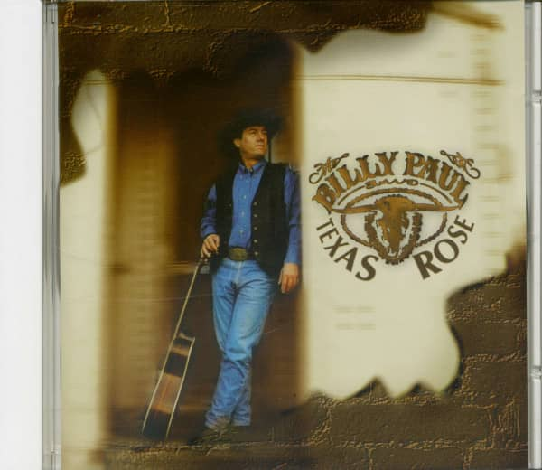 Texas Rose (CD)