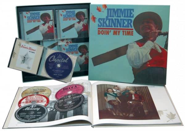 Doin' My Time (6-CD)