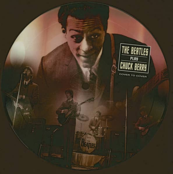 Play Chuck Berry (7inch EP, 45rpm, Picture Disc, Ltd.)
