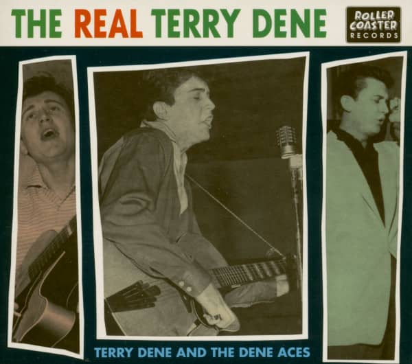 The Real Terry Dene (CD)