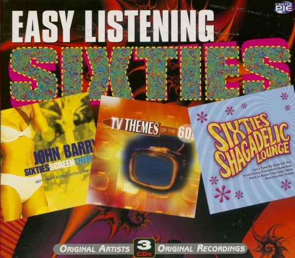 Easy Listening Sixties (3-CD)