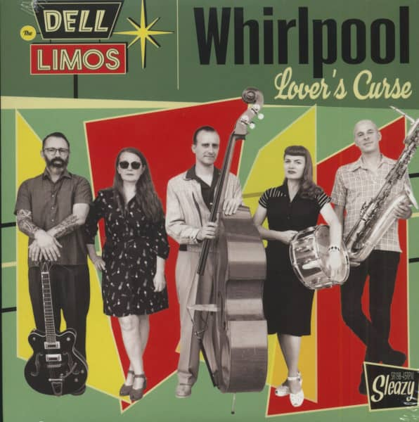 Whirlpool - Lover's Curse (7inch, 45rpm, PS)