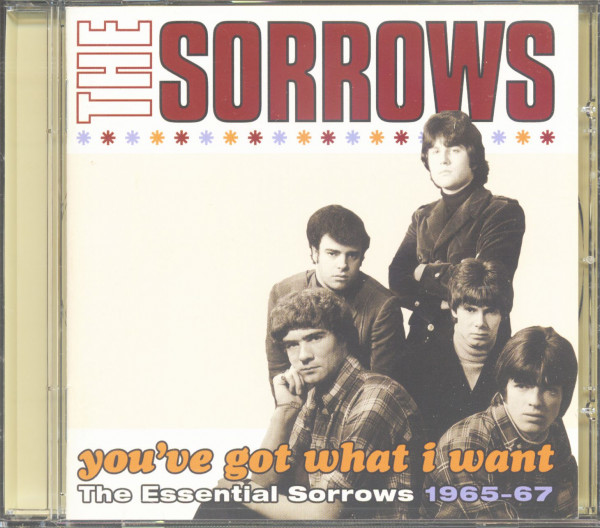 You've Got What I Want - The Essential Sorrows 1965-67 (CD)