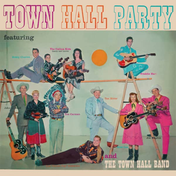 Town Hall Party (CD)