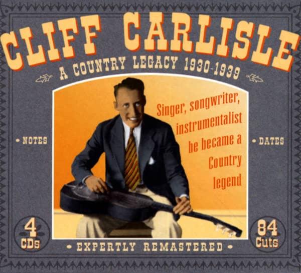 1930-39 4-CD