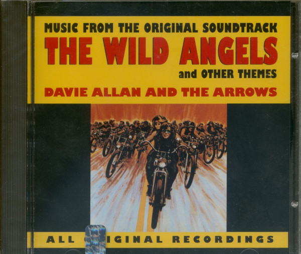Wild Angels And Other Themes (CD)