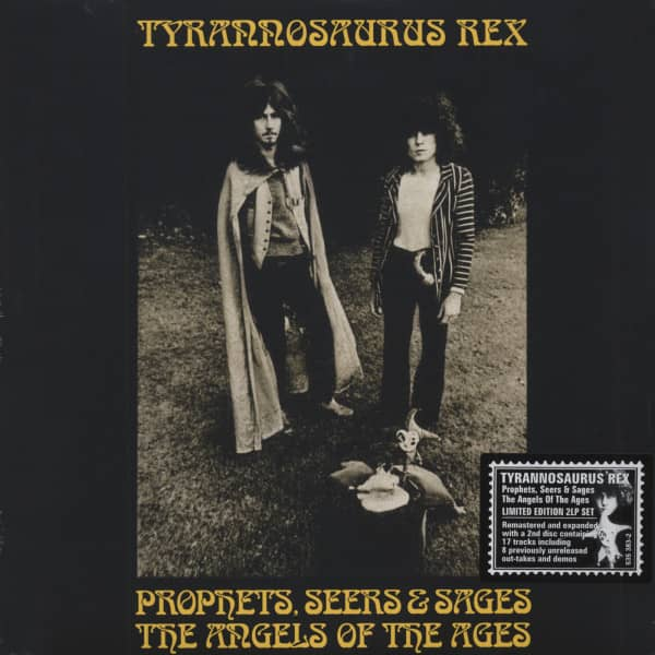 Prophets, Seers & Sages The Angels Of The Ages - 180gr vinyl LP album