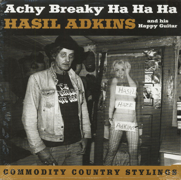 Achy Breaky Ha Ha Ha (LP)