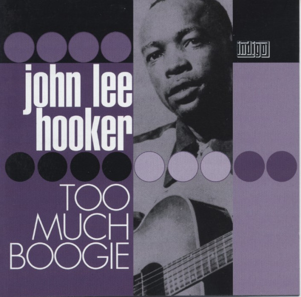 Too Much Boogie (2-CD)