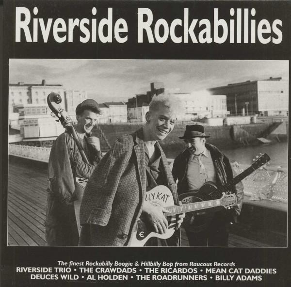 Riverside Rockabillies (LP, 10inch)