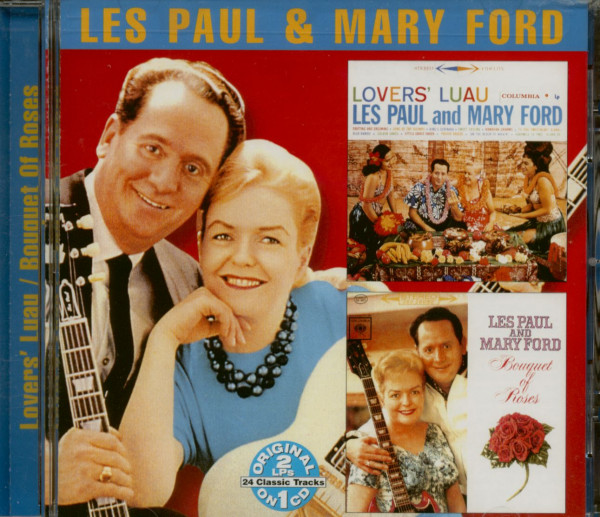 Lovers' Luau - Bouquet Of Roses (CD)