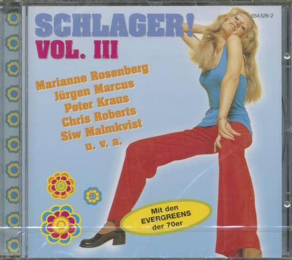 Schlager, Vol.3 (CD)