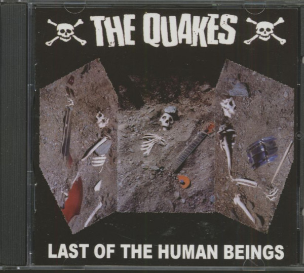 Last Of The Human Beings (CD)