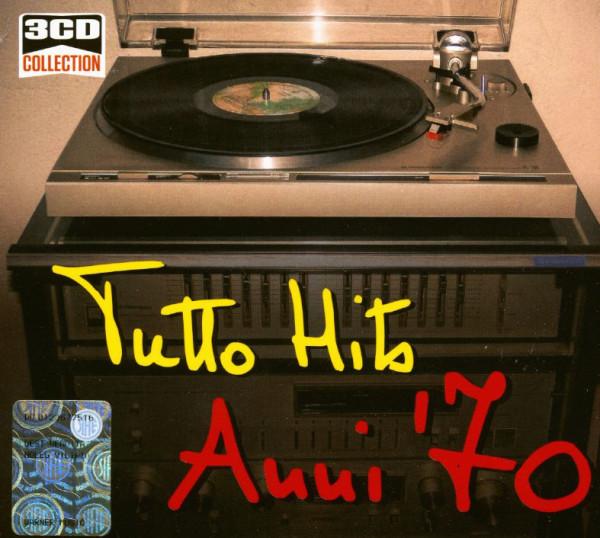 Tutto Hits Anni '70 (3-CD)