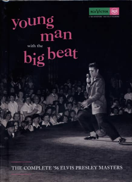 Young Man With The Big Beat - Complete '56 Elvis Presley Masters (5-CD)