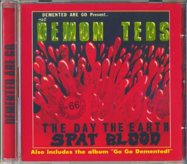 Demon Teds (CD)