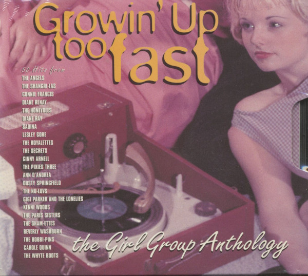 Growing Up Too Fast (2-CD)