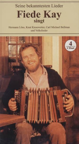 Singt seine bekanntesten Lieder (4-CD)