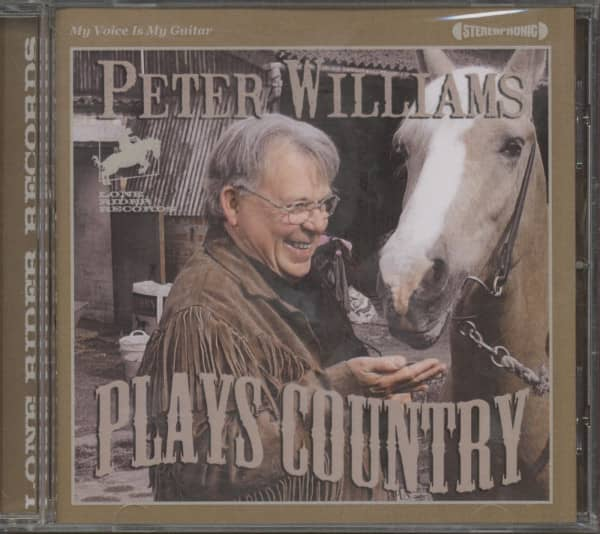 Peter Williams Plays Country (CD)