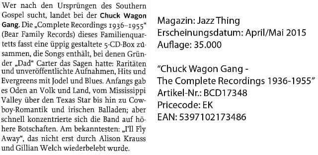 Chuck-Wagon-Gang_Jazz-Thing_April-Mai-2015