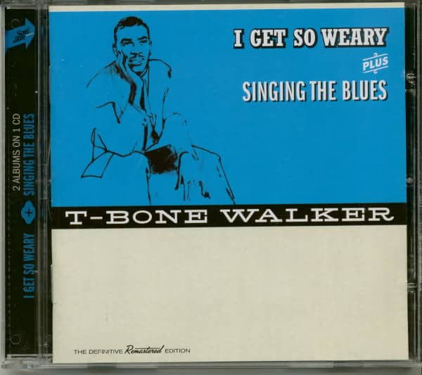 I Get So Weary + Singing The Blues (CD)