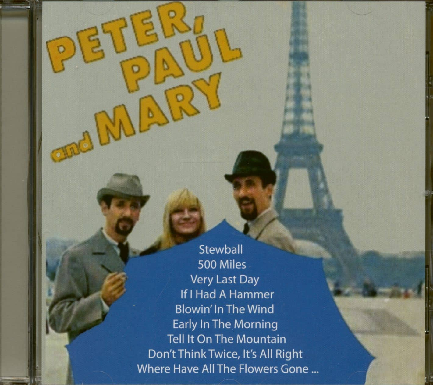 Peter Paul Amp Mary Cd Stewball Cd Bear Family Records