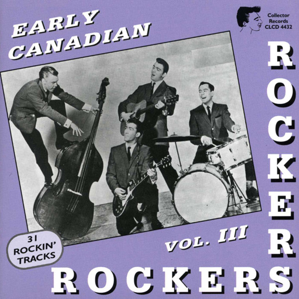 Vol.3, Early Canadian Rockers