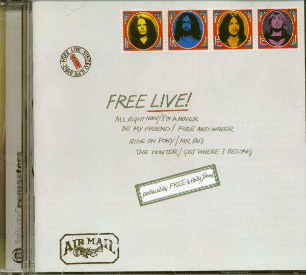 Live (CD)