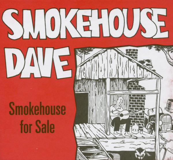 Smokehouse For Sale (CD)