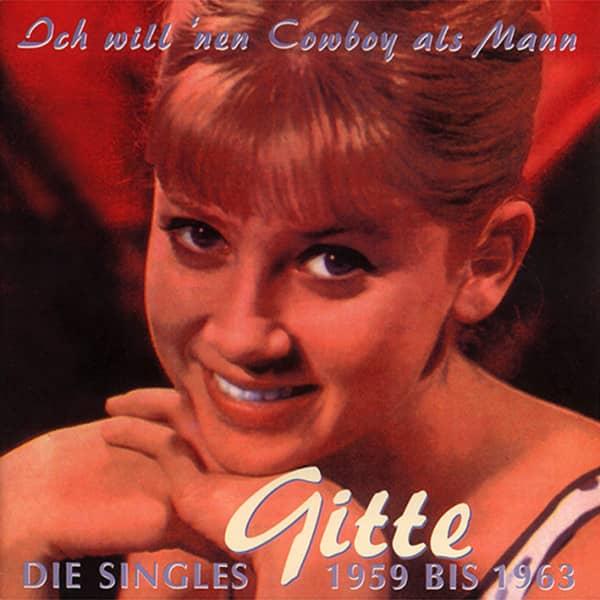 Ich will 'nen Cowboy als Mann! Die Singles 1959-1963 (CD)