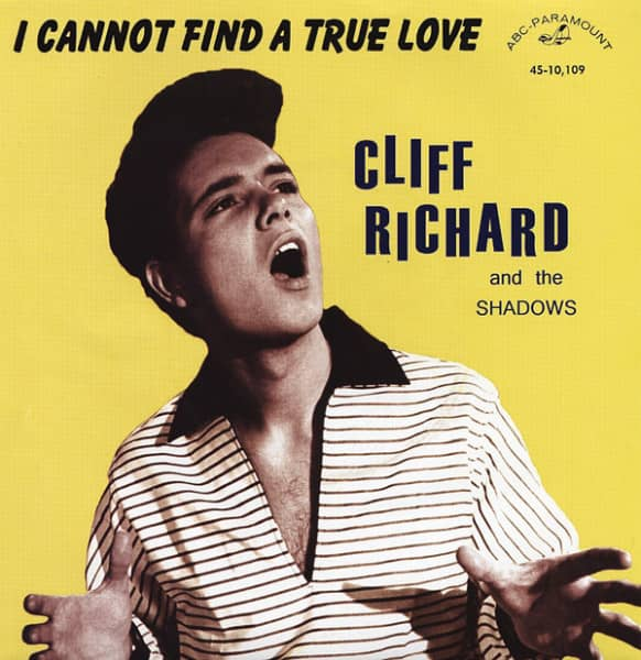Choppin' & Changin' - I Cannot Find A True Love (7inch, 45rpm, BC, PS)
