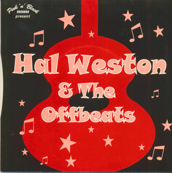 Hal Weston & The Offbeats (7inch, EP, 45rpm, PS, SC)