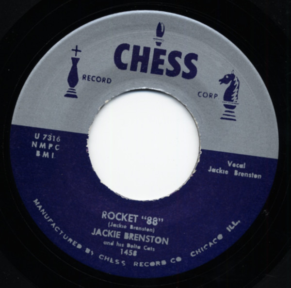 Rocket 88 - Come Back Where You Belong 7inch, 45rpm