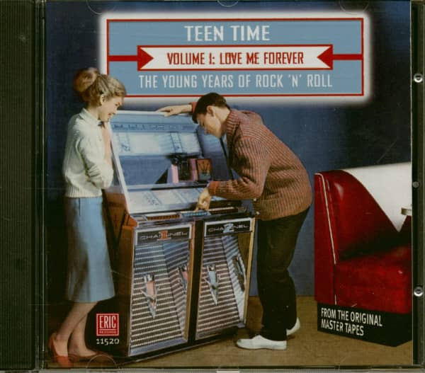 Teen Time Vol.1 - The Young Years Of Rock &ampamp; Roll (CD)