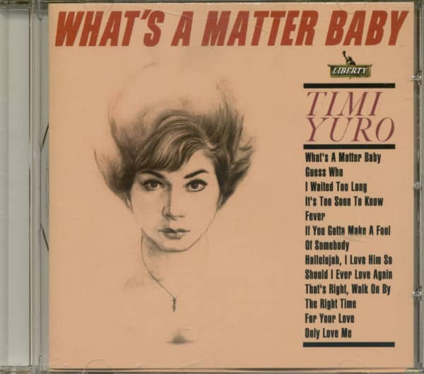 What's A Matter Baby...plus (CD)