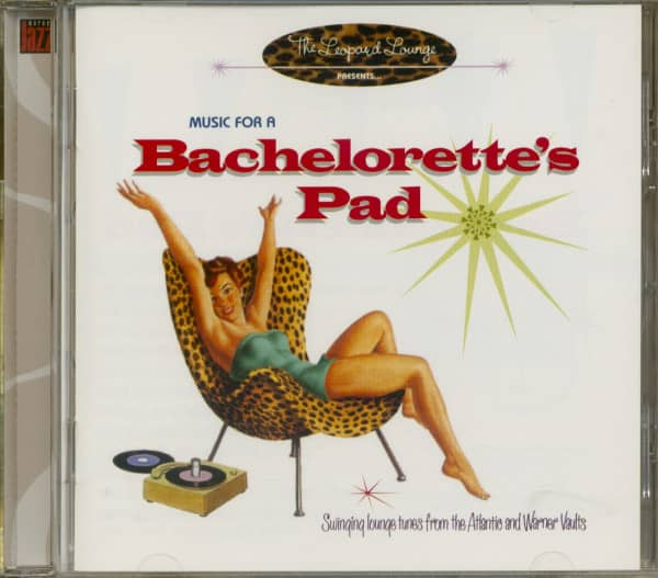 Music For A Bachelorette's Pad - The Leopard Lounge (CD)