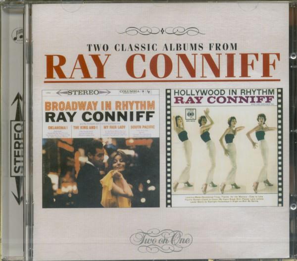 Broadway In Rhythm & Hollywood In Rhythm (CD)