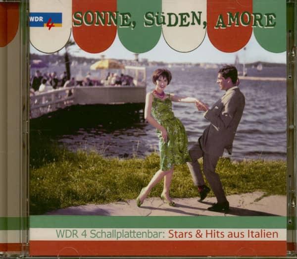 Sonne, Süden, Amore - Stars & Hits aus Italien Folge 1 (CD)