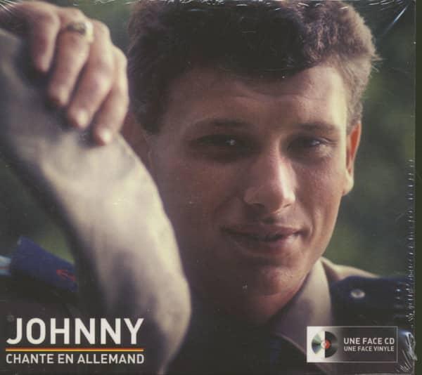 Johnny Hallyday Chante En Allemand (CD & Vinyl)