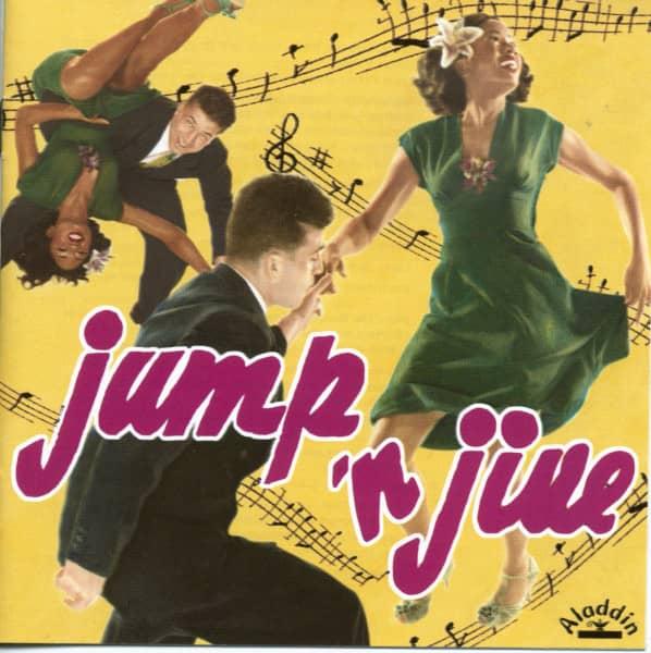 Jump 'n' Jive (CD)