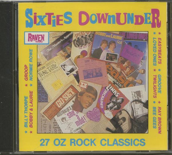 Sixties Downunder Vol.1 (CD)