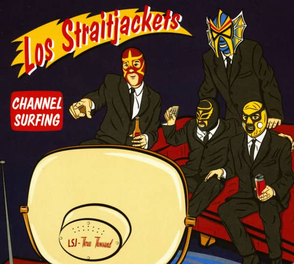 Channel Surfing (CD)