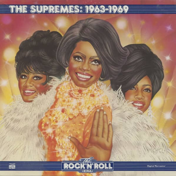 The Supremes - 1963-1969 - The Rock 'n' Roll Era (2-LP)