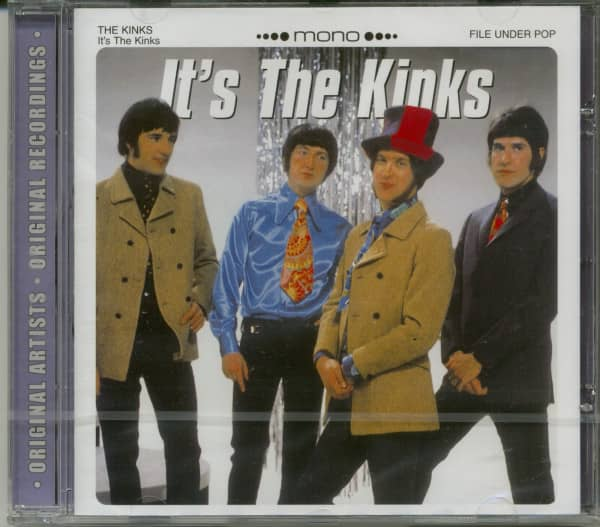 It's The Kinks (CD)