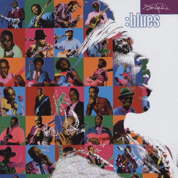 Blues (CD&DVD) Jewelcase
