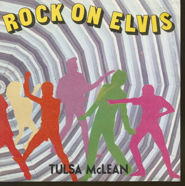 Rock On Elvis (7inch, 45rpm, PS)